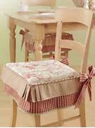 Dining Chair Cushions With Skirt by For The Home Dining Room Chair Cushions