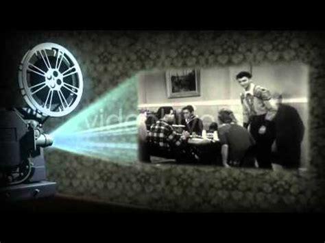 retro projector motion graphics videohive