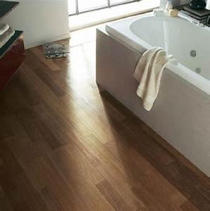 parquet de salle de bain merbeau a coller de chez With parquet salle de bain castorama