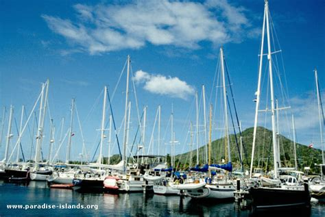 Yacht Harbour by Gorda Yacht Harbour