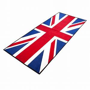 biketek garage mat union jack national motorcycle museum With tapis union jack
