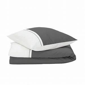 Grau Weiße Couch : grau wei e bettw sche m belideen ~ Michelbontemps.com Haus und Dekorationen