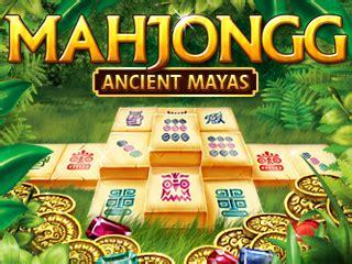 foto de Mahjongg Ancient Mayas Aladdin's Arcade