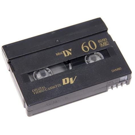 minidv cassette media mini dv mini digital cassette