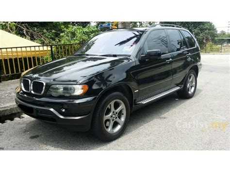 Bmw X5 2002 30 In Kuala Lumpur Automatic Suv Black For Rm