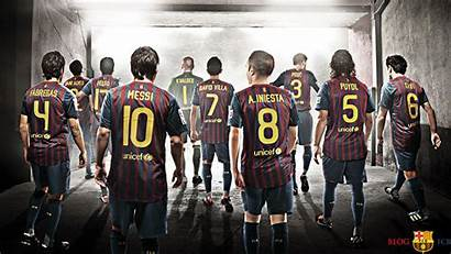Barcelona Wallpapers Squad