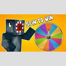 Minecraft Xbox  Spin To Win  Part 1 Youtube