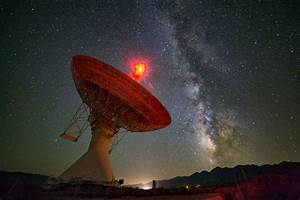 Video: Watch SETI radio dishes dance across the universe