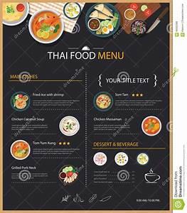 25+ best ideas about Thai Restaurant Menu on Pinterest