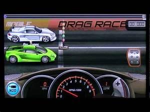 Drag Racing Level 5 Lamborghini 9.408s 2nd gear tune ...