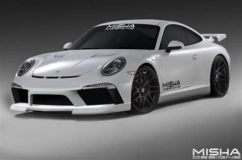 porsche   misha designs top speed