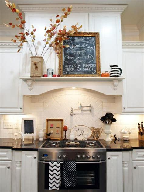 cuisine automne déco intérieur maison 100 idées pour l 39 automne