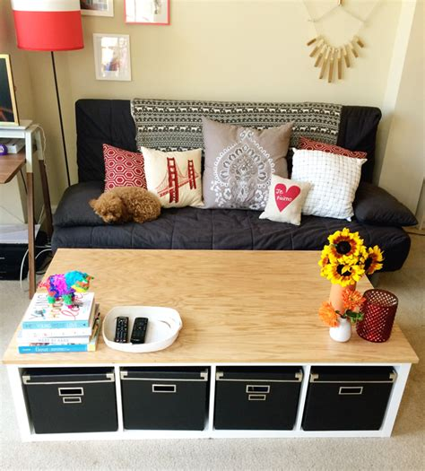 10 Easy And Cute Diy Coffee Tables From Ikea Items