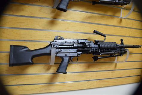 Fn America Factory Tour Machine Guns  The Firearm