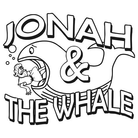 Jonah And The Whale Free Coloring Pages On Art Coloring