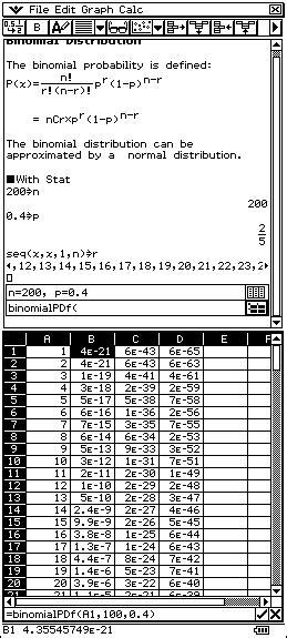 ClassPad Math Note