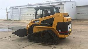 Caterpillar 247 Skid Steer For Sale