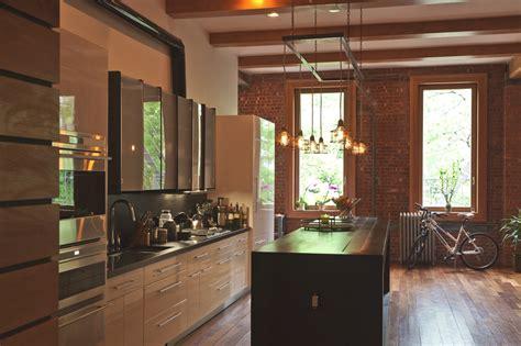new york loft kitchen design luxury loft design in noho new york 171 adelto adelto 7107