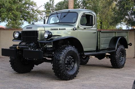 1958 Dodge Power Wagon