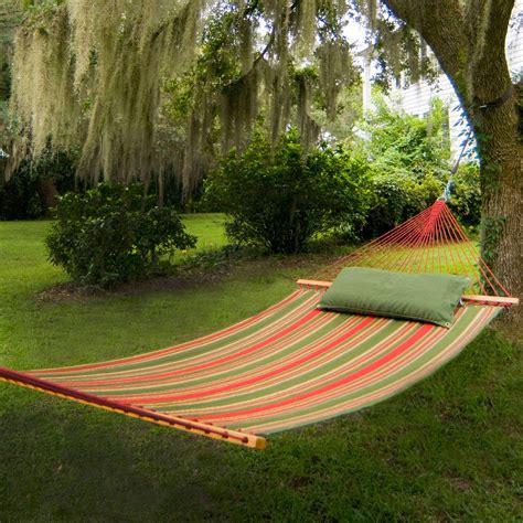 Garden Hammocks trellis garden large quilted fabric hammock pawleys island