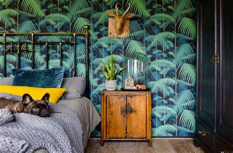 le chambre adulte sélection déco pour une chambre tropicale