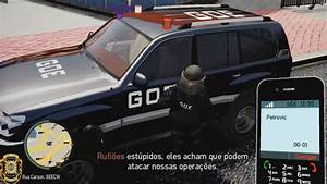 Gta 4 Toyota Police Land Cruiser 100 Mod