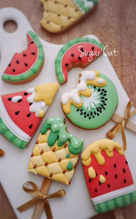 cookie decorations 40 easy cookie decorating ideas