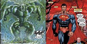 Superman and Hulk Vs Darkseid - Battles - Comic Vine