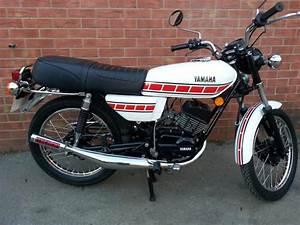 1980 Yamaha Rs 100