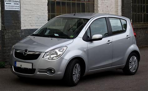 Opel Agila by Opel Agila