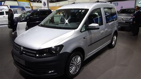 2019 Vw Caddy by 2019 Volkswagen Caddy Trendline Exterior And Interior