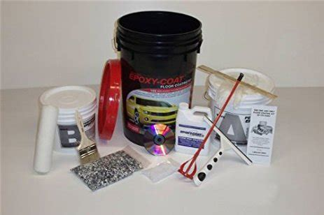 Epoxy Floor Coating in your garage is a tremdous advantage