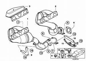 Original Parts For E46 325ti M54 Compact    Engine   Exhaust