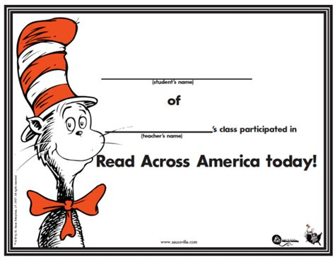 Dr Certificate Template 8 Best Images Of Free Dr Seuss Printable Mask Templates