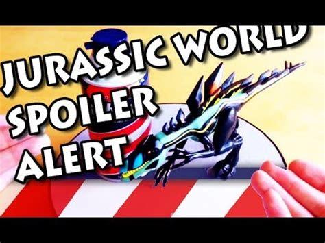 let s talk diabolus rex d rex jurassic world leaked plot spoilers