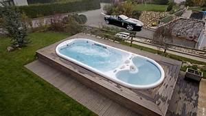 Achat Spas De Nage Aquafitness AFS 19 DT D1 Spas France