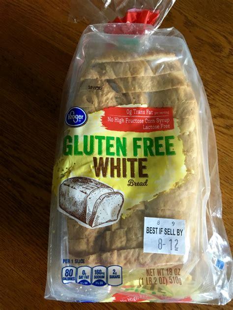 gluten bread sandwich kroger brand simply wheat