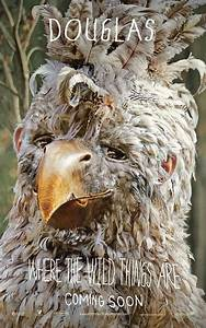 More Where The Wild Things Are Character Posters - FilmoFilia