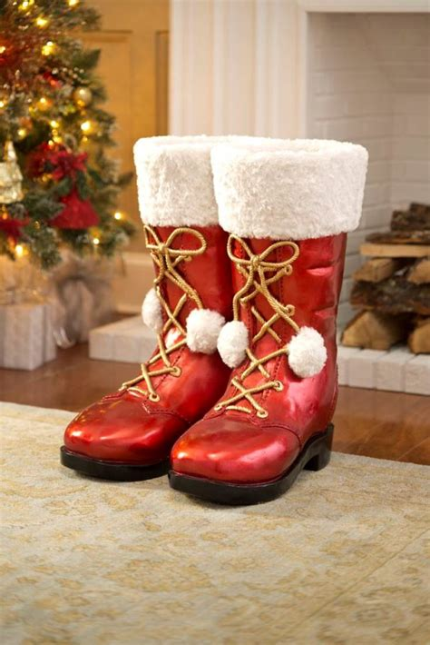 top 40 decoration ideas with santa boots christmas celebration