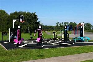 Open Air Gym A First For City Belfast Media Group