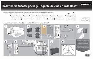 Pdf Manual For Bose Home Theater Acoustimass Ht