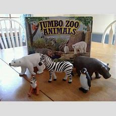 Learning Resources Jumbo Zoo Animals (giveaway)  This Mama Loves