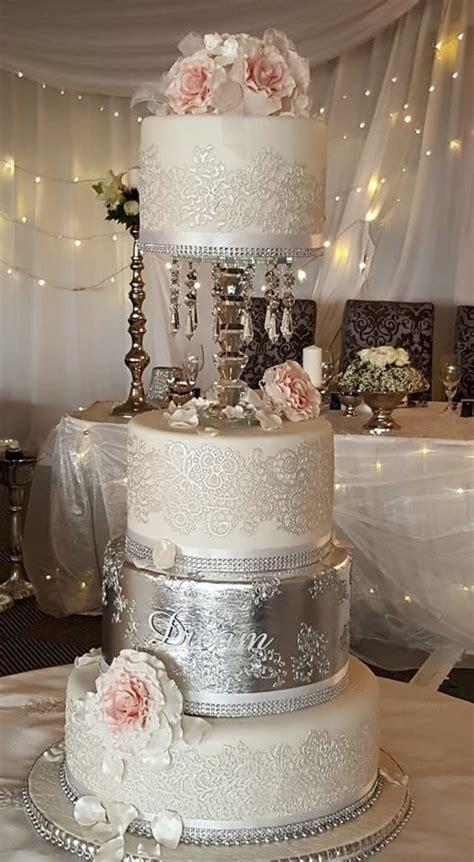 wedding cake silver dreams  cornelia marreiros