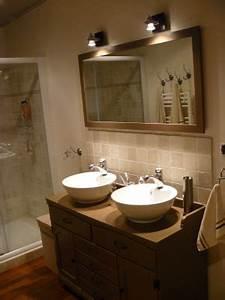 idee meuble salle de bain a faire soi meme With idée meuble salle de bain