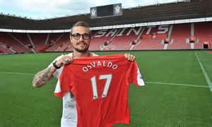 Pablo Daniel Osvaldo delighted in move to Premier League ...