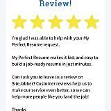 My Resume Reviews by My Resume Reviews 2 036 Reviews Of