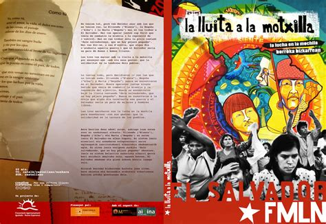 Huacal La Lluita A La Motxilla