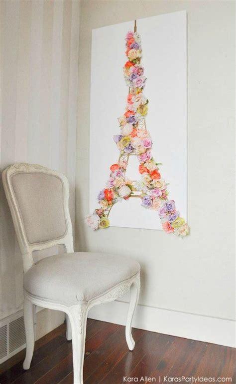 ideas  decorar fiestas tematicas de paris