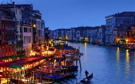 venice gondola romantic hd wallpaper background images