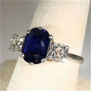 Sapphire in engagement ring meaning engagement ring usa for Sapphire wedding rings meaning